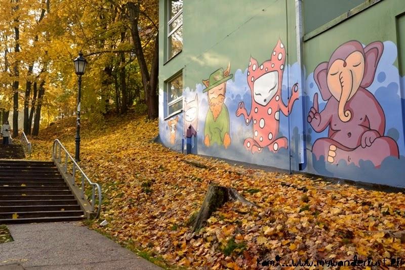 Tartu street art