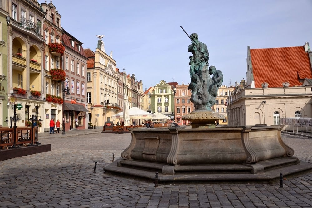 Poznan, Poland in pictures