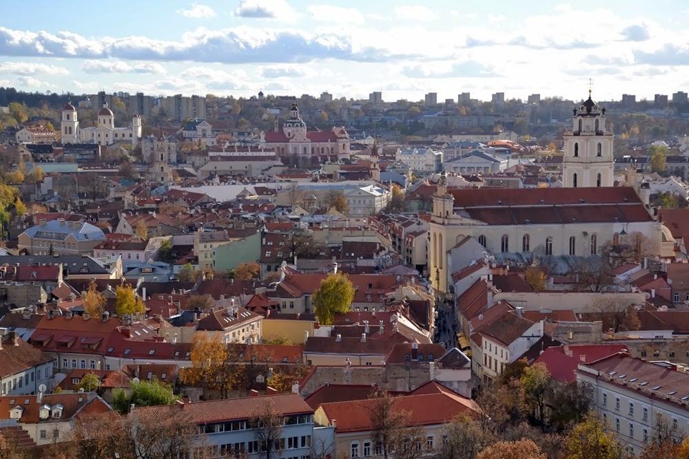 Image result for vilnius old town