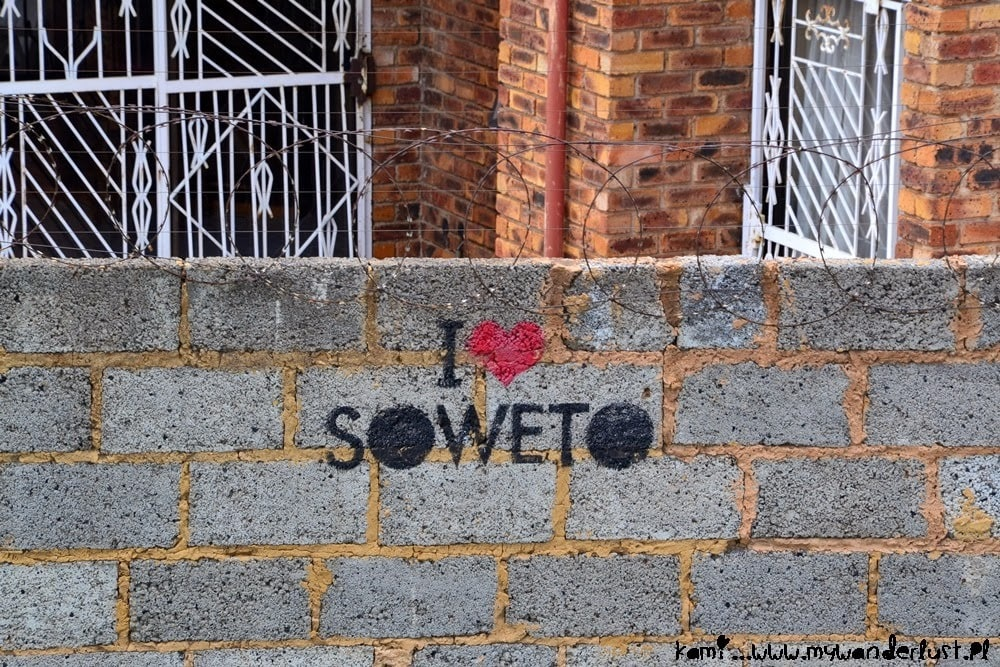 Soweto townships