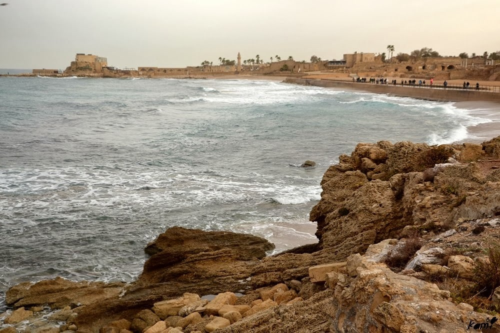 Ancient Caesarea, Israel in pictures