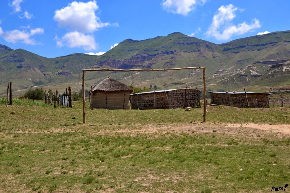A trip to the remote village of Lesotho (and my thoughts on ethical side of tourism)
