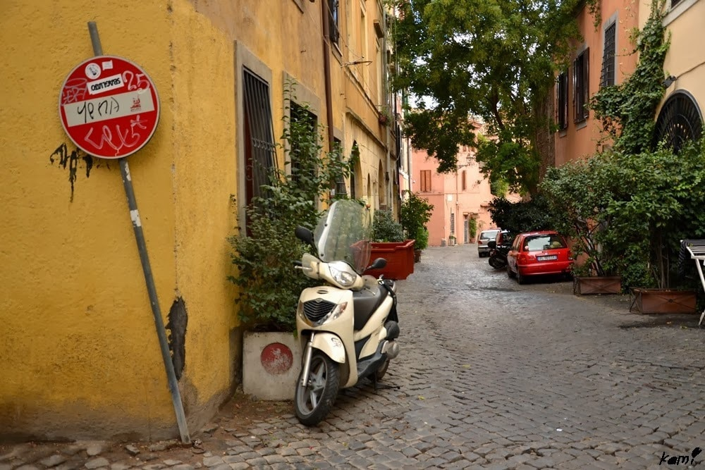 Bohemian Rome – Trastevere – in pictures