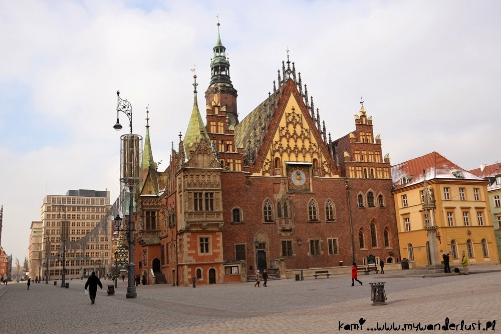 Wrocław, Poland in pictures