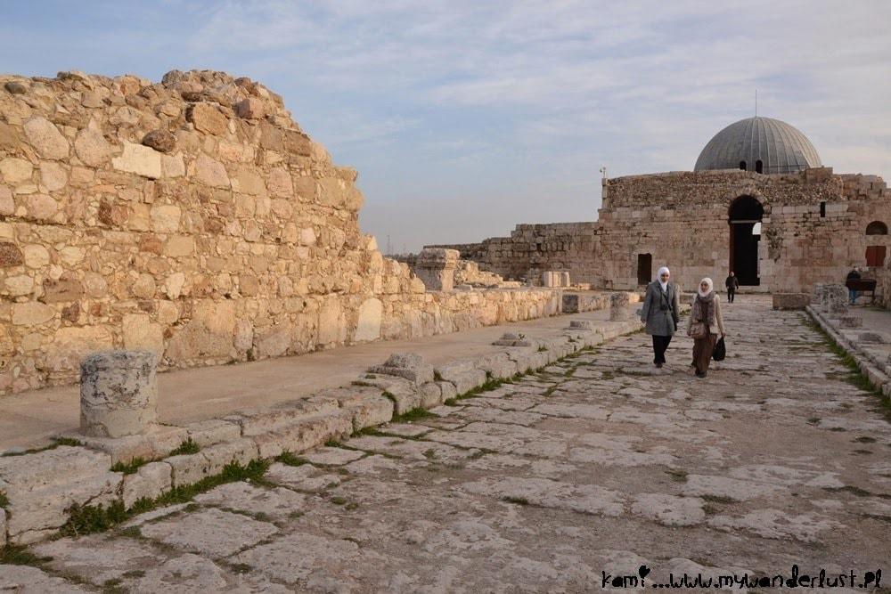 Amman-citadel