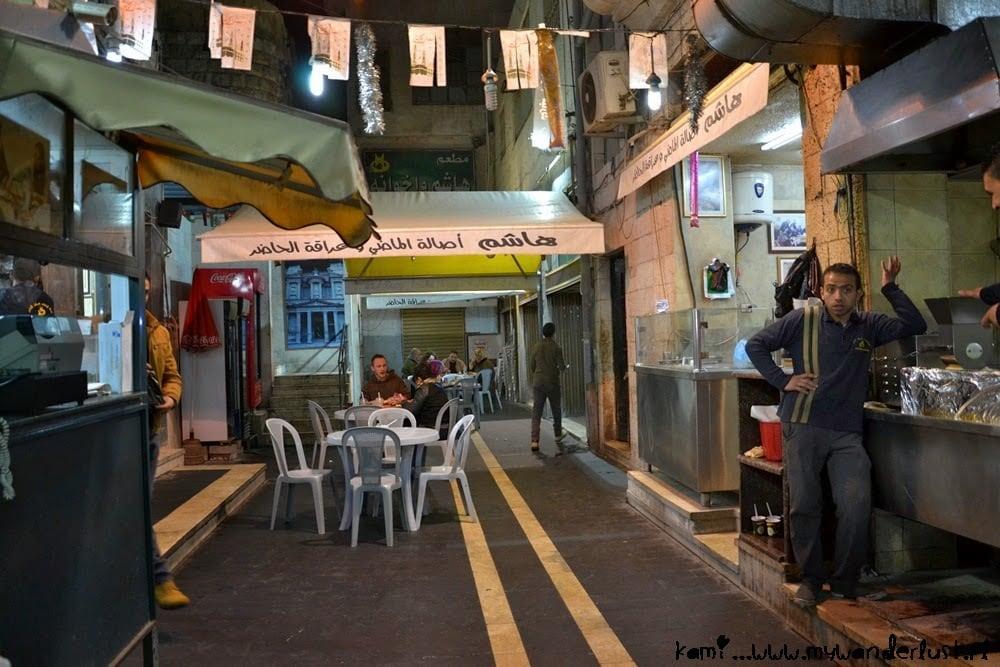 Amman-restaurant