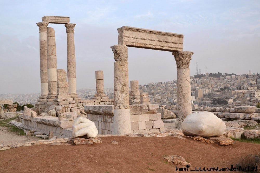 Amman-ruins