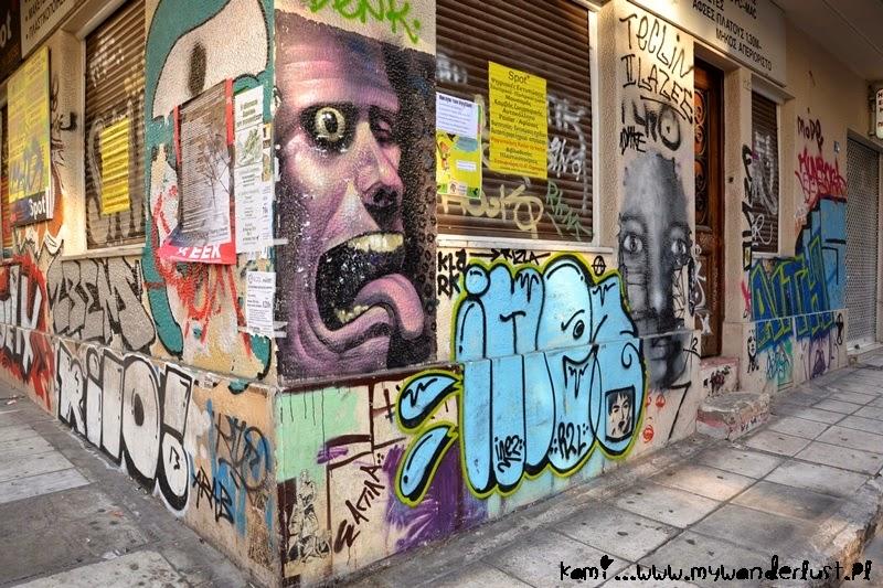 Exarchia corner