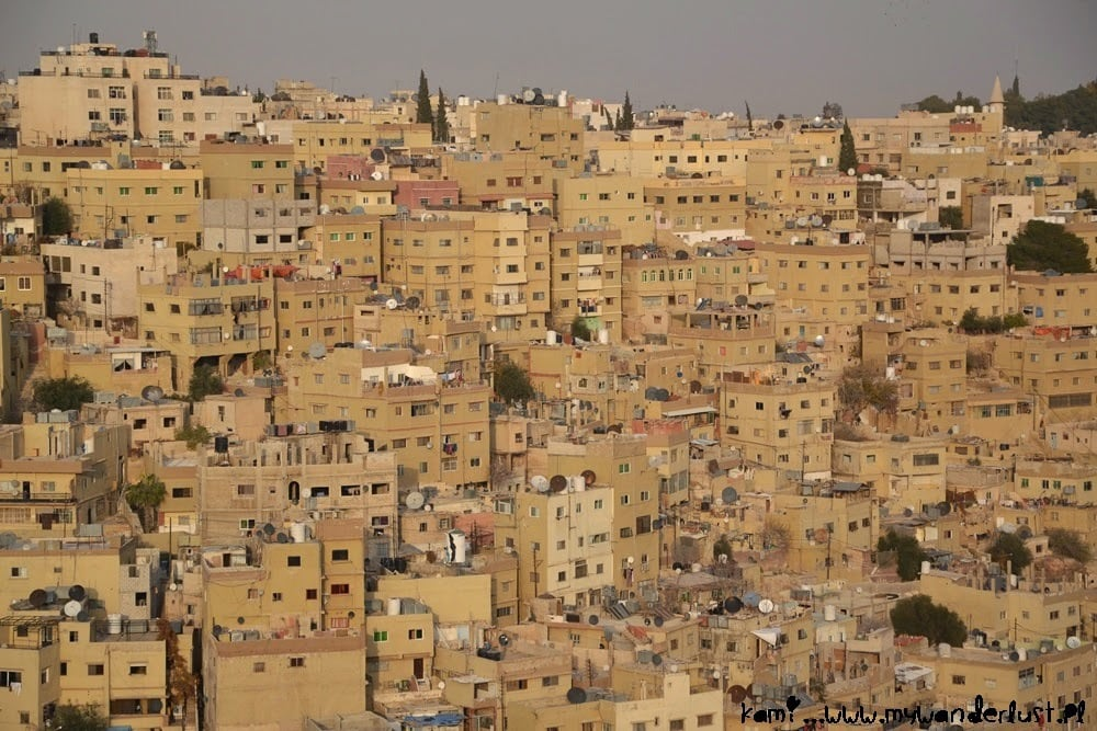 Amman – (not) the ugliest city in the world