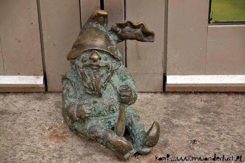dwarf and pierogi