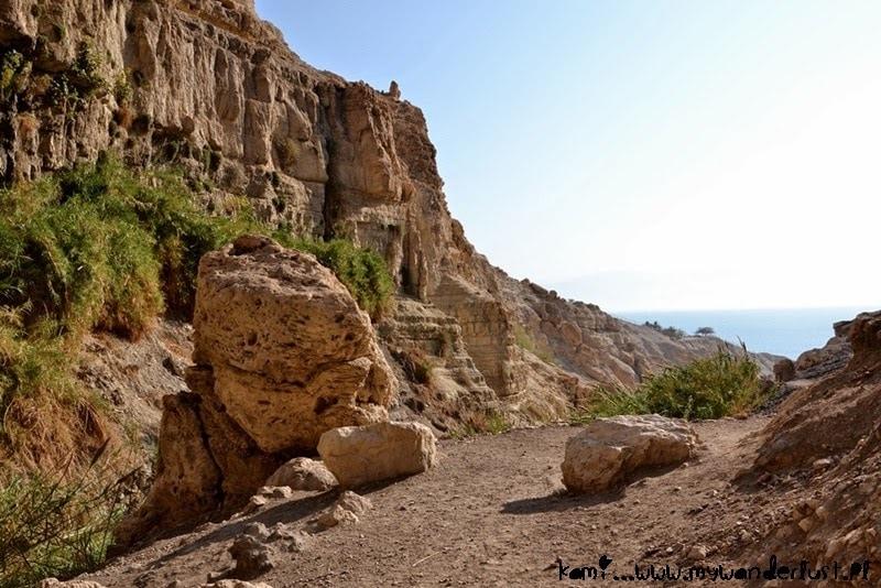Ein Gedi and Dead Sea