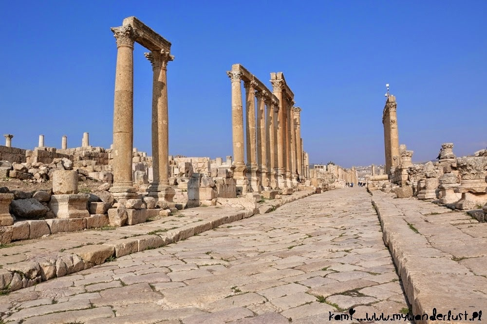 Amman To Jerash Tour