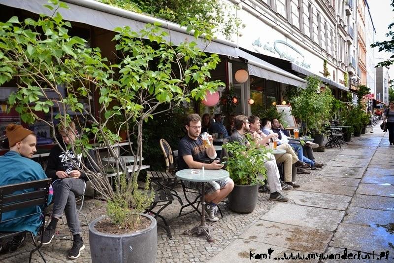 Prenzlauer Berg cafe