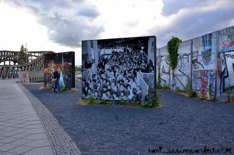 Berlin Wall Bornholmer Strasse