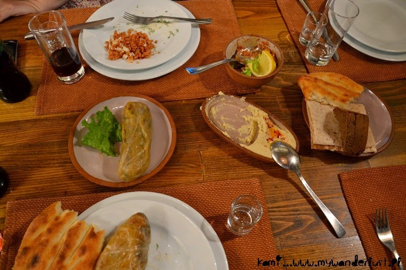 Visit Yerevan: food in Armenia