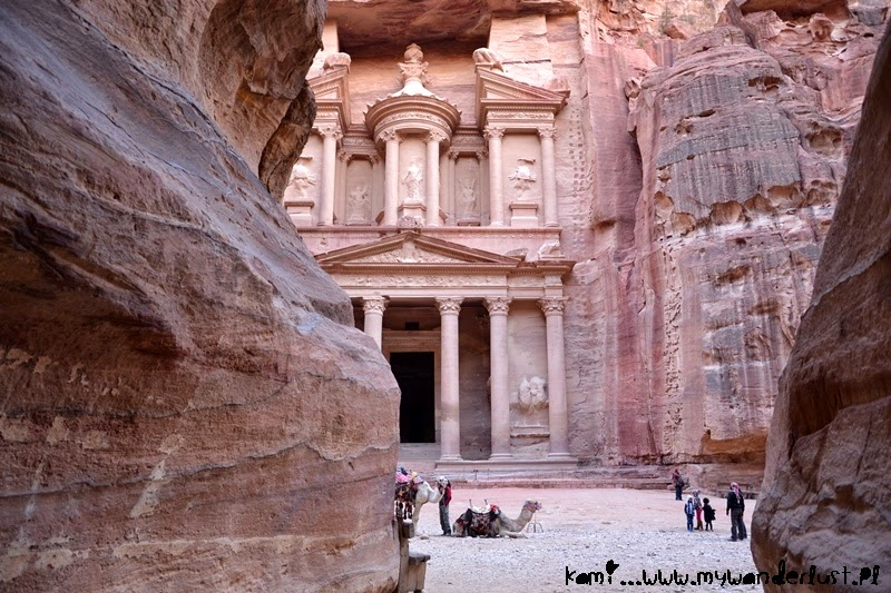 Sunday with Pictures: amazing Petra, Jordan
