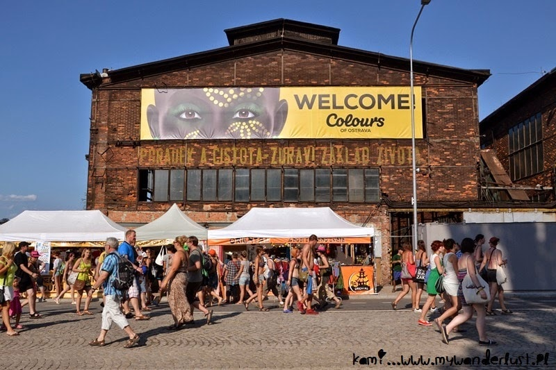 Colours of Ostrava in pictures