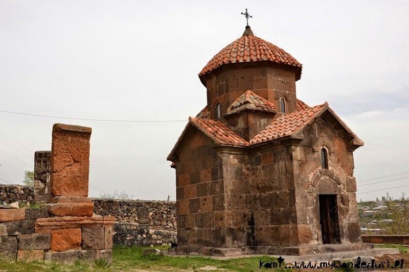 Aragatsotn, Armenia: Karmaravor Church