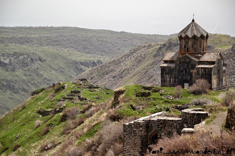 Aragatsotn, Armenia: Vahramashen Church