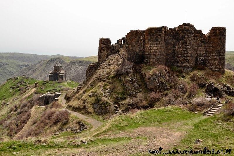 Aragatsotn, Armenia: Amberd fortress