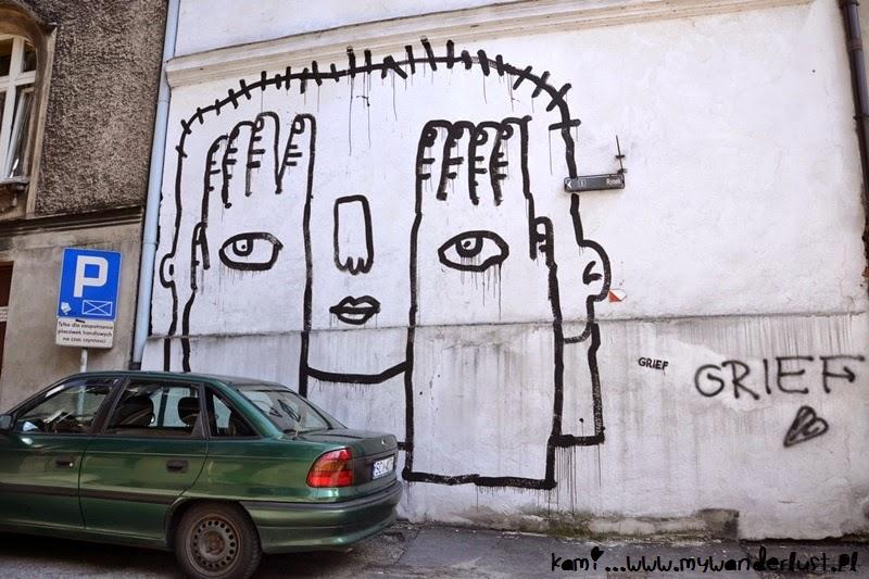 Cieszyn street art