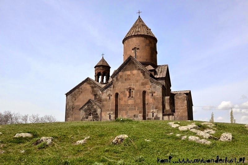 Exploring Aragatsotn region, Armenia