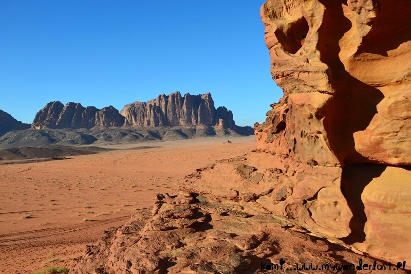 Wadi Rum desert in pictures