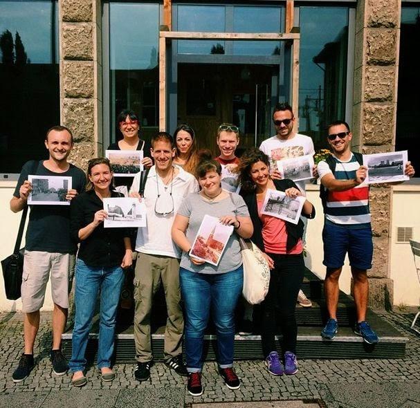 bloggers in Berlin