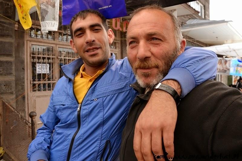 Gyumri people