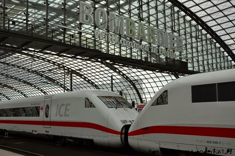 My favourite German cities to visit by train