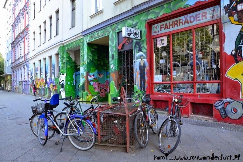 Berlin bikes