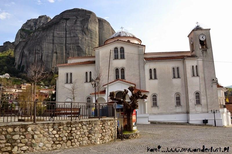 church in Kastraki