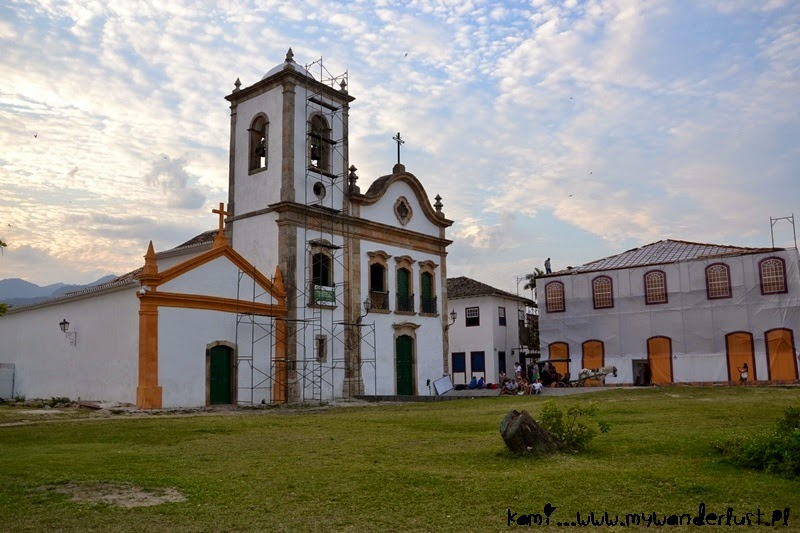 Paraty church