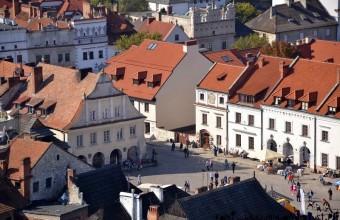 Bohemian Kazimierz Dolny, Poland in pictures
