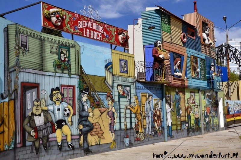 La Boca, Buenos Aires – the biggest disappointment of the Argentinian capital
