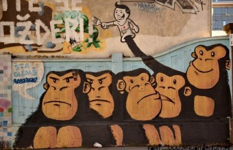 The best cities for street art – chosen by travel bloggers
