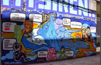 The best cities for street art – chosen by travel bloggers, part 2
