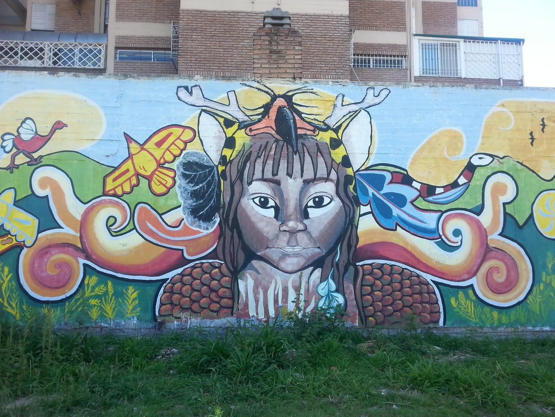 street art in Crodoba Argentina