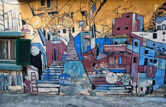 The best cities for street art – chosen by travel bloggers, part 3