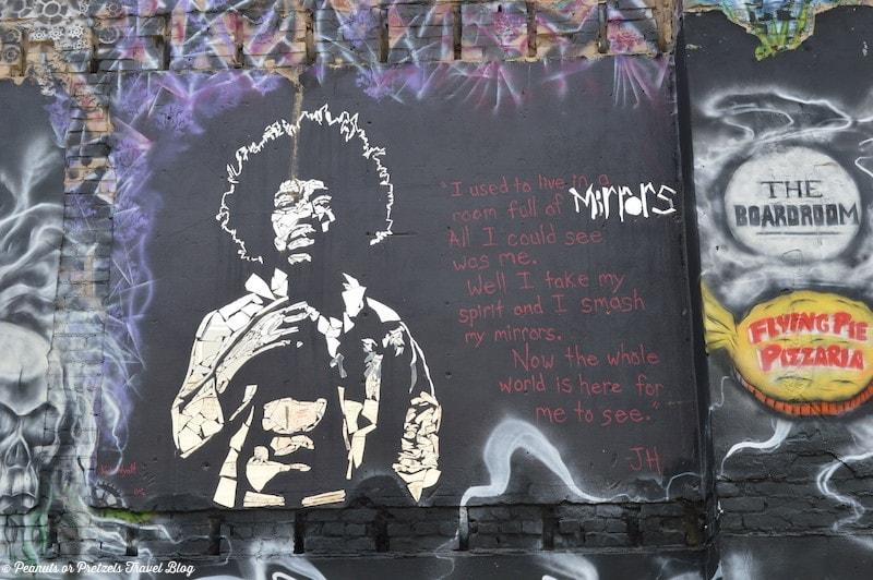street art in Boise