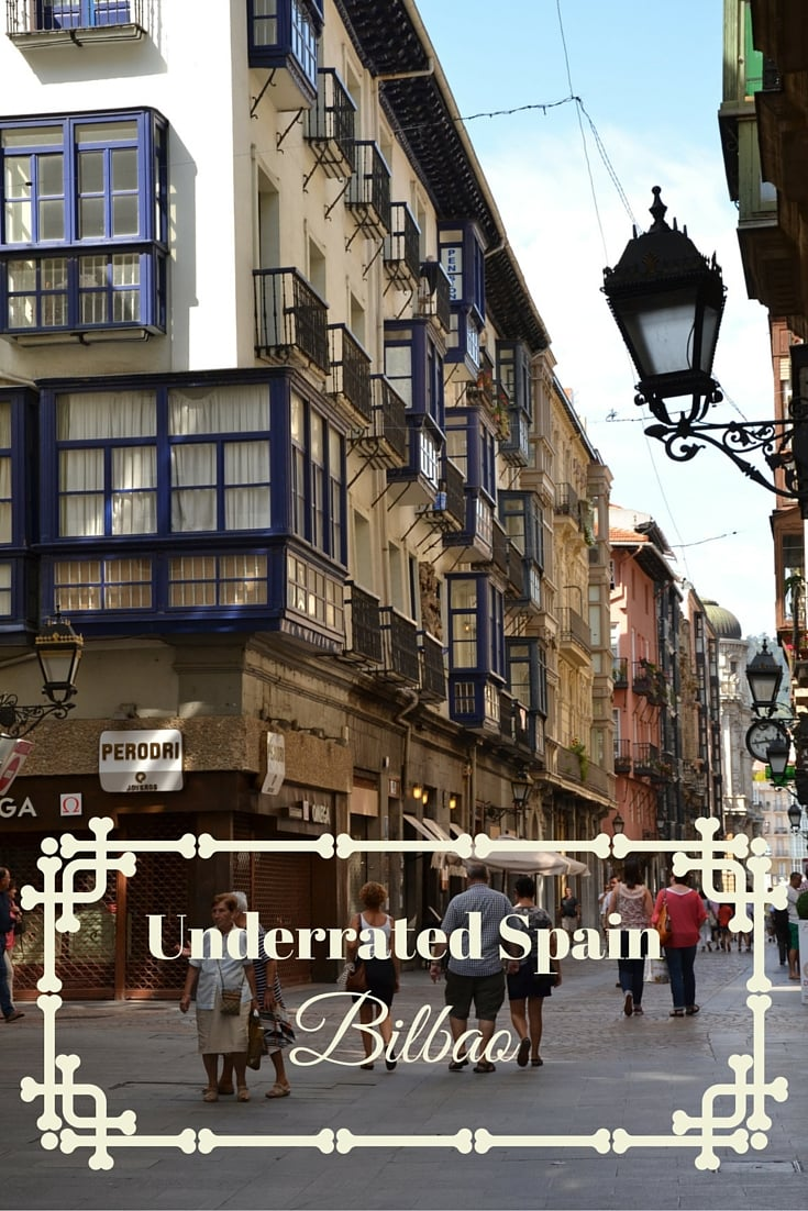 Colorful Bilbao: attractions that take tourists to the past and the future