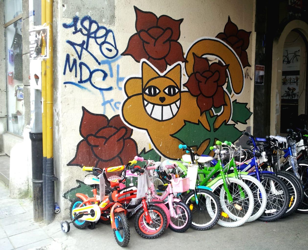 street art Sarajevo