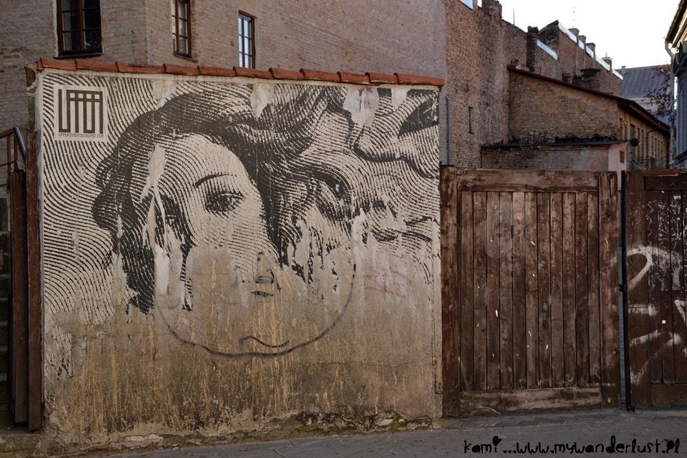 Vilnius street art
