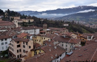 Beautiful Bergamo, Italy in pictures