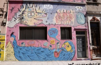 Buenos Aires street art in pictures