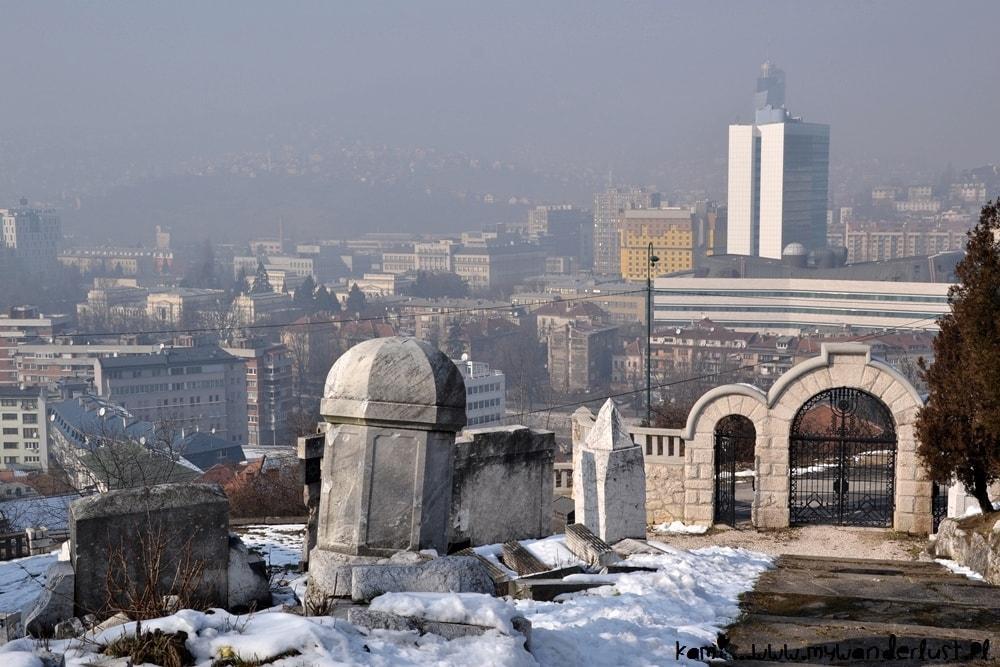 jewish cemetery sarajevo
