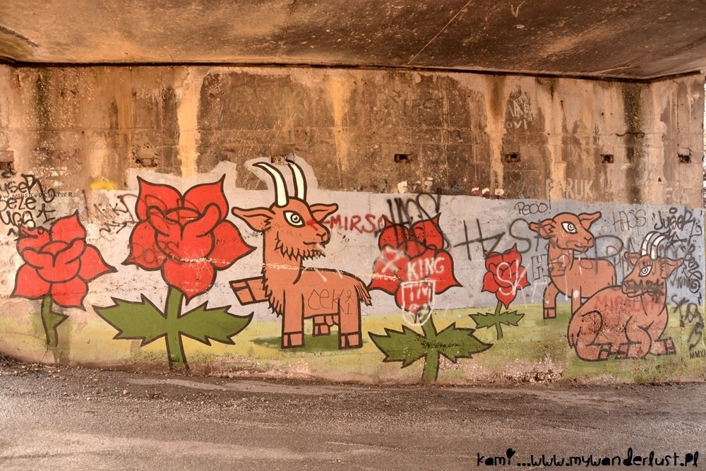Sarajevo street art