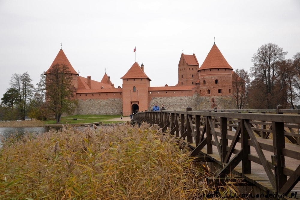 Trakai - day trip from Vilnius