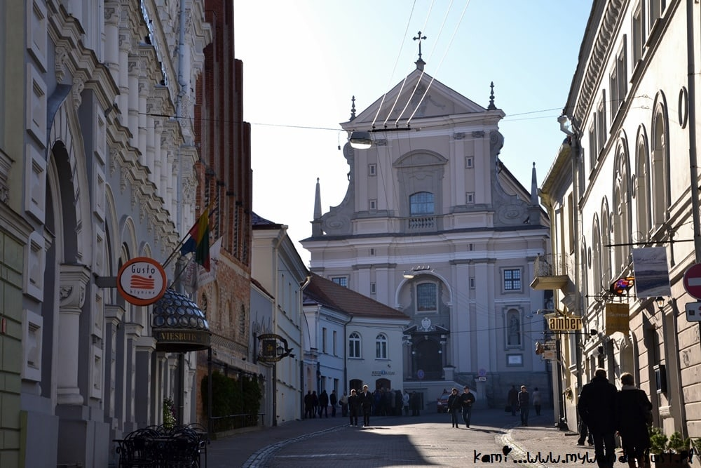 things to do in Vilnius Lithuania