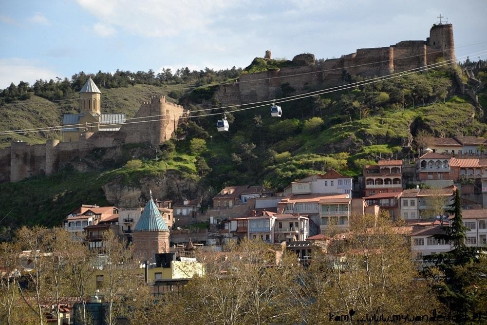 Tbilisi ropeway